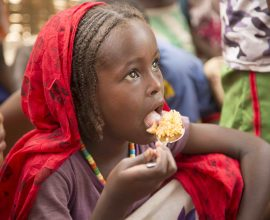 Africa Food Crisis: Donate To Fight Child Starvation