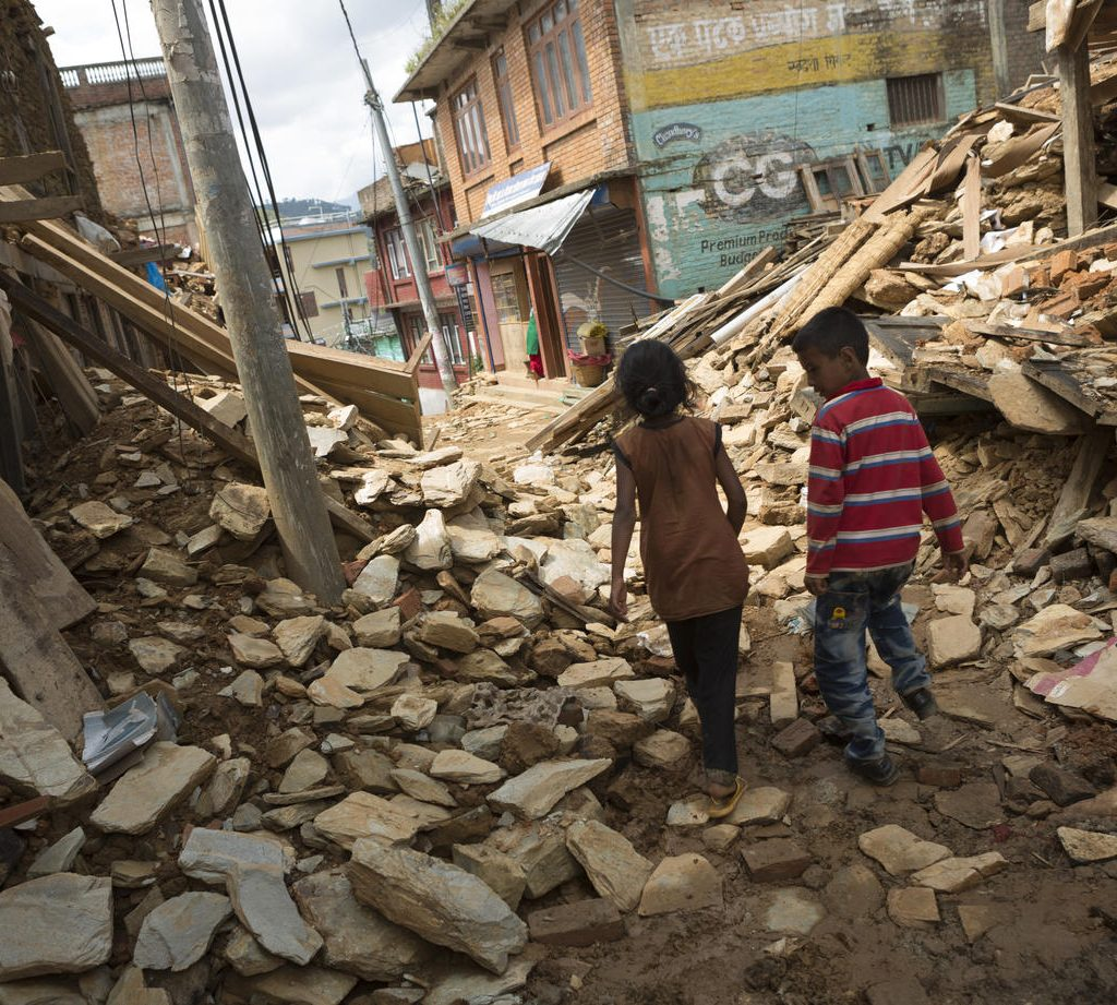 children-after-nepal-earthquake