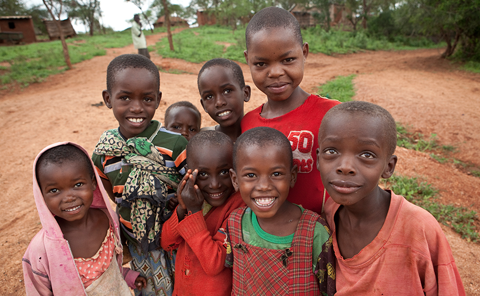 Five things you should know about global poverty - ChildFund Australia