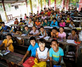 Myanmar Education Appeal: Donate To Send a Child To School