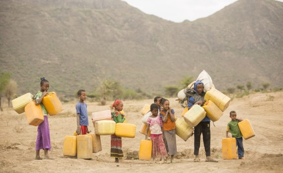 Solving water problems in developing countries