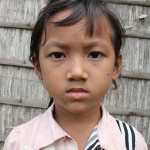 Sponsored child Rachana