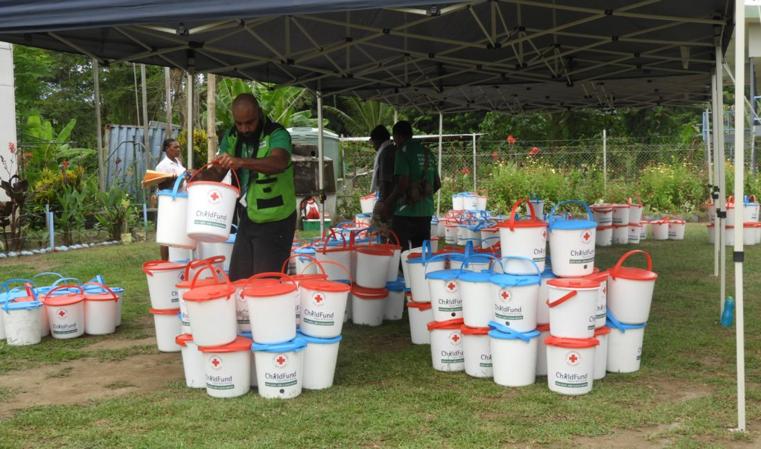 ChildFund responds to PNG natural disasters