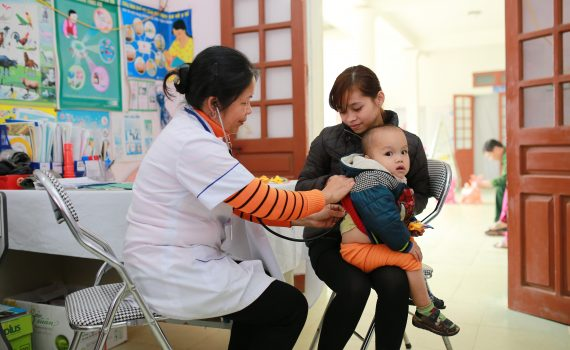 Improving primary healthcare in remote Vietnam