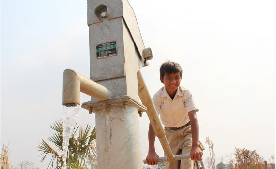 How Hand Pump Wells Save Lives In Rural Communities