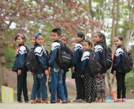 Back To School: Donate To Children's Education