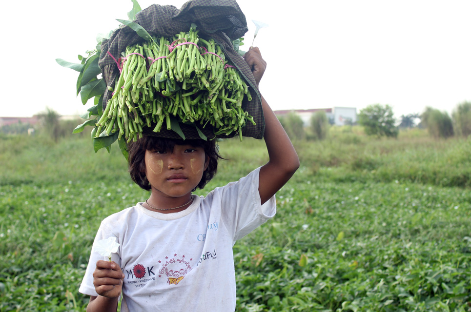 A Child Labourer's Struggle to Access Education | ChildFund Australia