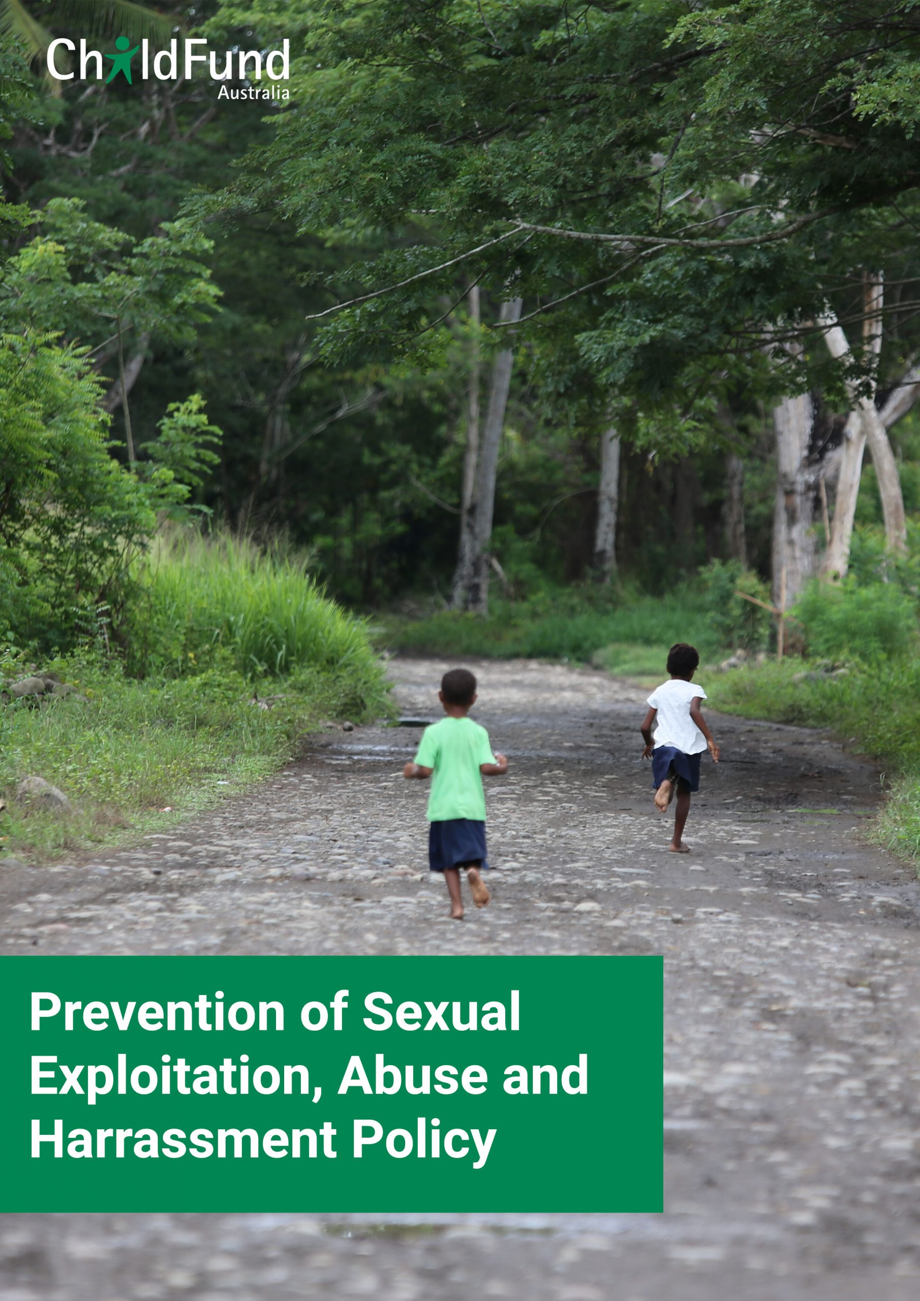 Prevention of Sexual Exploitation, Abuse and Harra