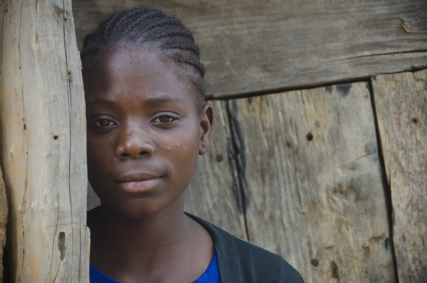 The eldest of five children in her family, 10th-grader Carol is 16 and participates in ChildFund's programs in her community.