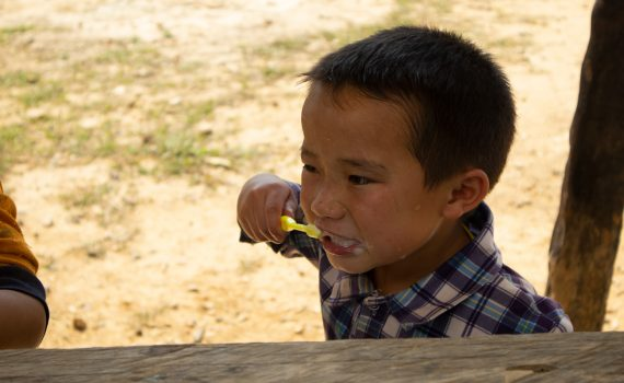 How teachers in Laos get students excited about hygiene