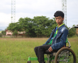Help children living with disability appeal