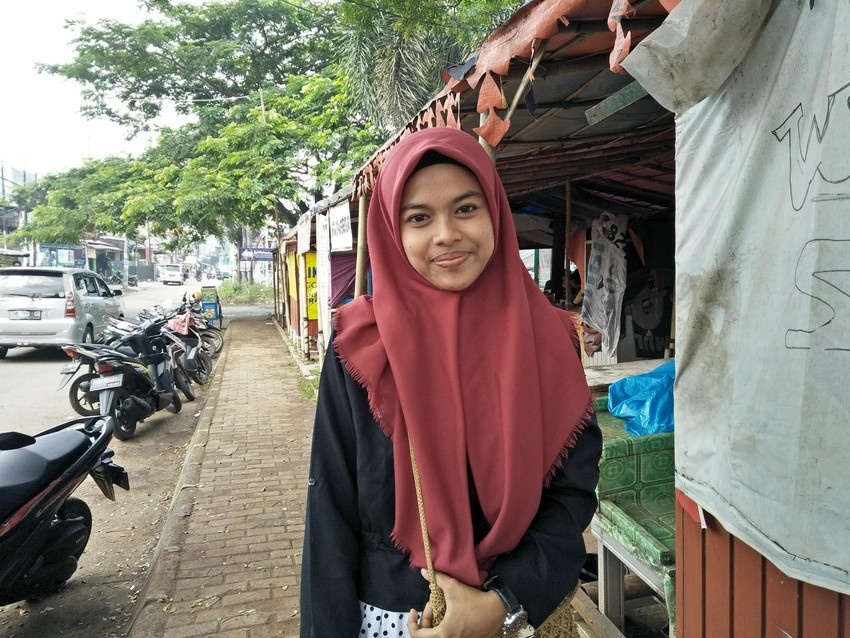 Gender training has improved the lives of girls like Iin in Indonesia