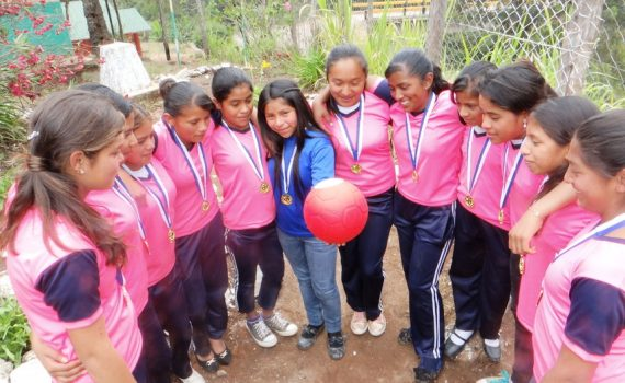 'A beautiful experience': how soccer can empower girls