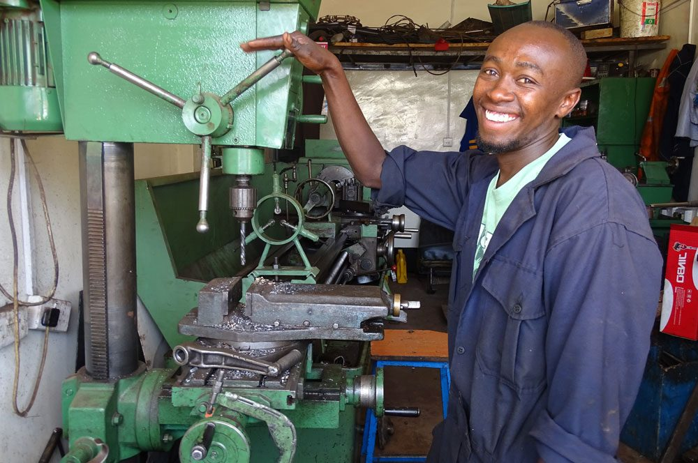 Vocational training and tools